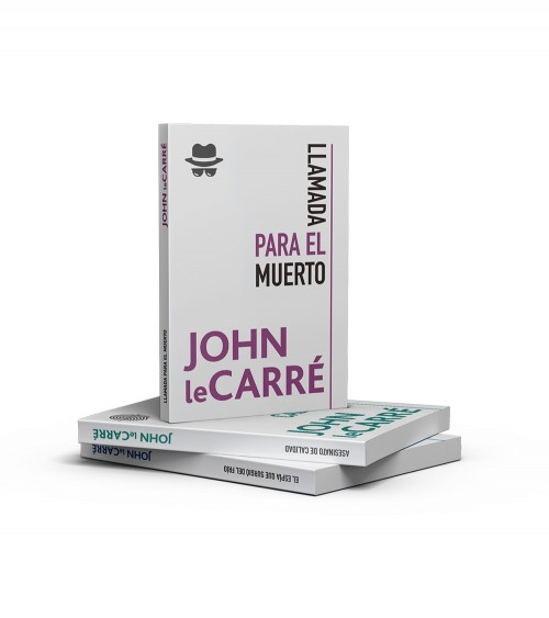 Novela negra Le Carré