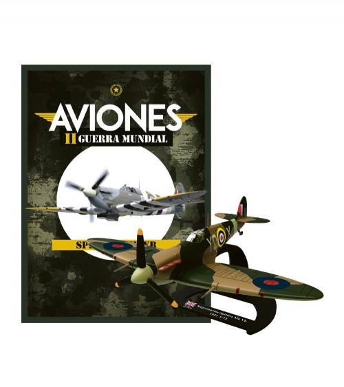Aviones de la II Guerra...