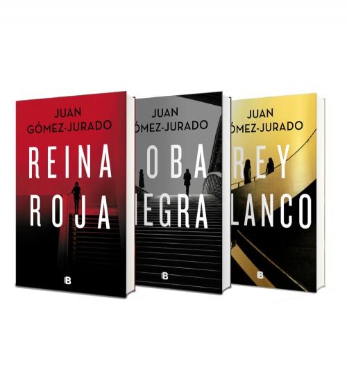 Trilogía Reina Roja