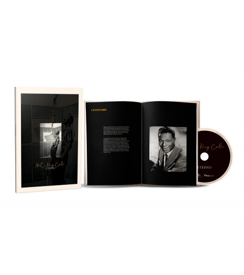 LIBRO-CD Nat King Cole