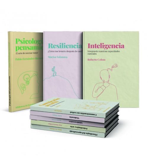 Biblioteca de psicología